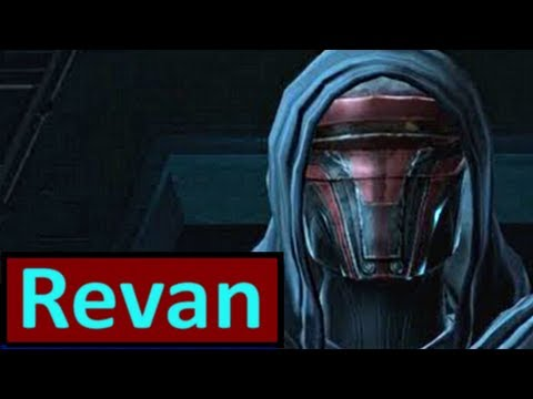 Revan (SWTOR Empire Side)