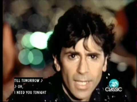 PETER WOLF-I NEED YOU TONIGHT