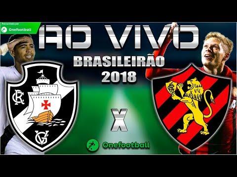 Vasco 3x2 Sport| Brasileirão 2018 | Parciais Cartola FC | 11ª Rodada | 09/06/2018