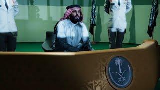 Could Saudi Arabia Conquer Iran? A Cartoon Says Yes   NYT