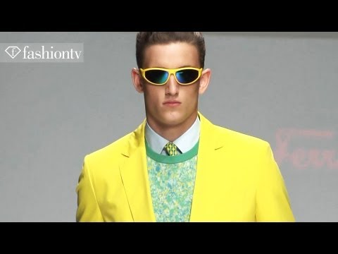 Salvatore Ferragamo Men Spring/Summer 2013 FULL SHOW | Milan Men's Fashion Week | FashionTV FMEN
