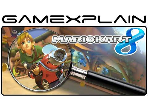 Mario Kart 8 DLC Analysis: New Courses & Characters (Secrets & Hidden Details)