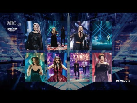 EMA 2018: FINAL - SNIPPETS AND RUNNING ORDER