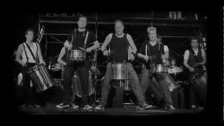 """Slapstick!"" Shuffle Percussion Group, Theatertour 2012-2013"