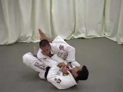 Pedro Sauer Arm Bar Technique Image 1