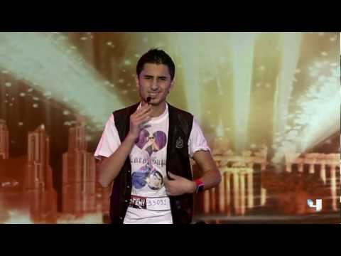 Arabs Got Talent - S2 - Ep2 - Lord Gaga X video