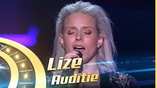 LIZE - Wake me up // Audities // DanceSing
