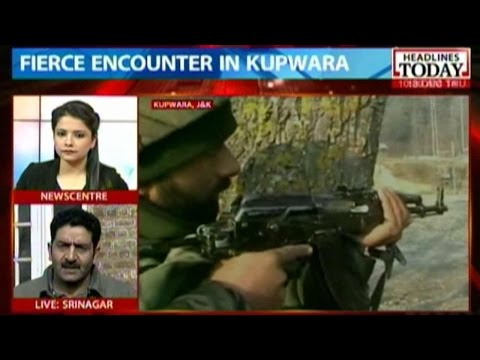 Encounter in Kupwara comes to an end