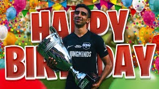 HAPPY BIRTHDAY VIK!