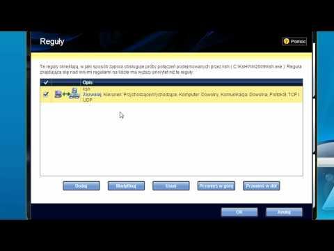 Dodanie wyjątków w Norton Internet Security