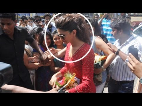 Deepika Padukone Gets ATTACKED with Eggs