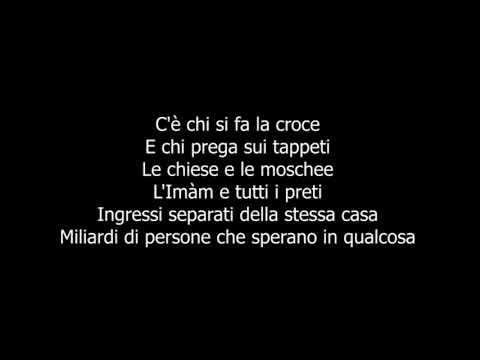 Ermal Meta, Fabrizio Moro -  Non mi avete fatto niente  TESTO (Sanremo 2018)