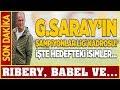Galatasaray'ın Şampiyonlar Ligi Kadrosu! İşte Alınacak Yıldızlar... Youtube