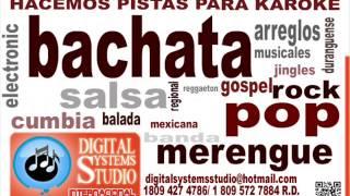 Zacarias Ferreira - Quiereme Mucho (Pista) Karaoke