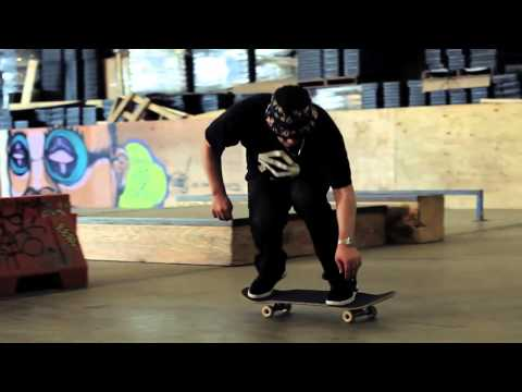 DC SHOES WOLF S: MIKE MEDINA WEAR TEST