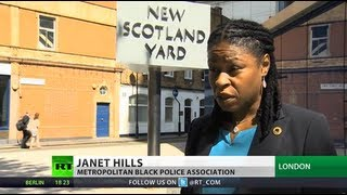 UK POLICE RACIST? - UK cops accused of stop and search on blacks 8/25/13