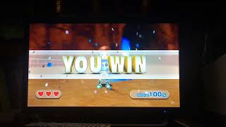 Wii sports resort/showdown series #4/wii gameplay