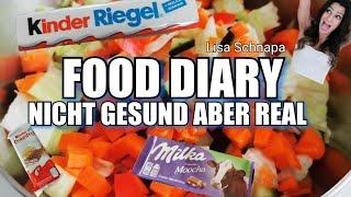 FOOD DIARY | ESSENSTAGEBUCH | INTUITIV ESSEN | OHNE DIÄT | OHNE VERBOTE | Lisa Schnapa #77