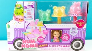 Num Noms Lights Freezie Pop Maker - Does It Work?
