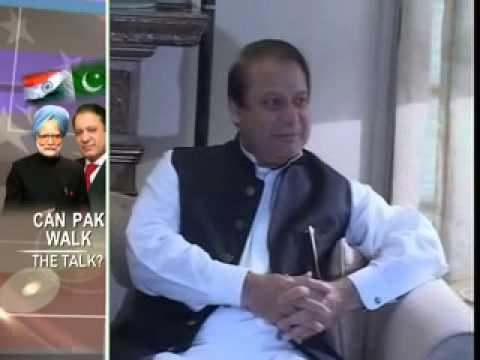 PM Manmohan Singh sets the tone & agenda ahead of his talks with Pakistani counterpart Nawaz Sharif