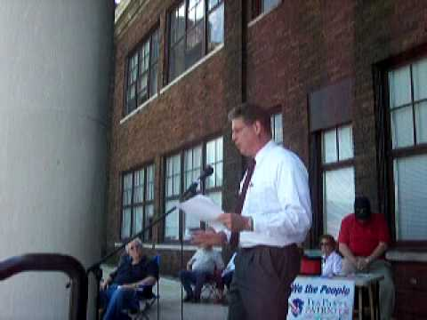 Dave Sypolt Keyser, WV Tea Party