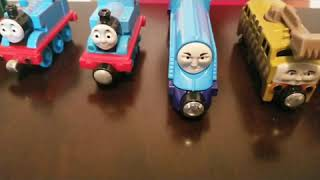 Thomas the Train Trackmaster Push Along Toys