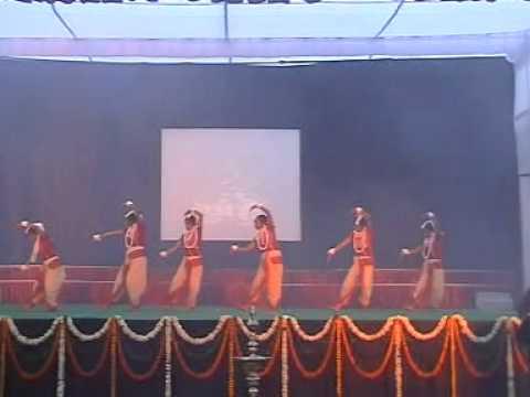 Saraswati Vandana - Maa Saraswati Sharde ( Annual Function 2008...