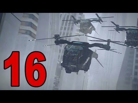 Wolfenstein: The New Order – Part 16 – Stealing Choppers! (Let's Play / Walkthrough / Gameplay)