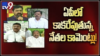 IT raids on TDP MP CM Ramesh raises political heat in AP
