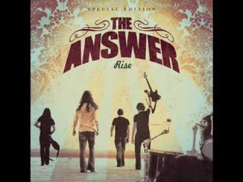 The Answer - No Questions Asked
