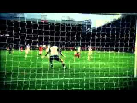 Dimitar Berbatov 50 goals - Manchester United