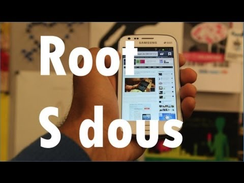 How to root/unroot samsung galaxy s duos GT-S7562 (also works on other android phones)