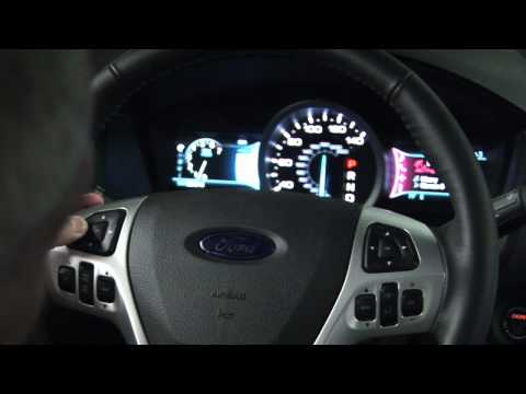 First Look: 2011 Ford Explorer - Interior Video