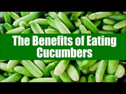 Cucumbers - health Facts, one of the best vegetables you can eat