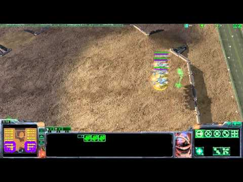 Learn Moving Drop for Terran Medivac/Zerg Overlord/Protoss Warp Prism Starcraft 2