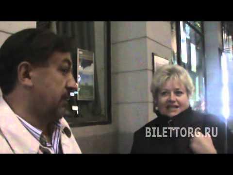Отзывы о спектакле Человек Подушка МХТ Чехова 2.10.2012
