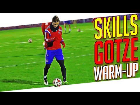 Mario Götze Skills - Crazy Football Soccer Skill Move Tutorial