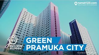 Review Rumah - Apartemen yang Cicilannya Seharga Kostan