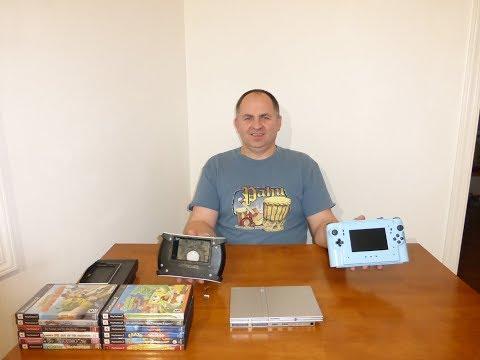 Делаем сами портативную игровую консоль SONY PlayStation 2 PS2 (часть 1)