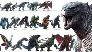 Download Song Every single KAIJU in GODZILLA 2... Free StafaMp3