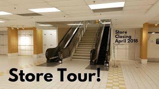 STORE TOUR: Carson Pirie Scott, Aurora IL (STORE CLOSING)
