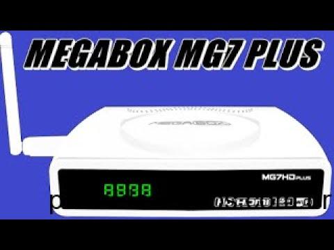 CONFIGURAR E ATUALIZAR MEGABOX MG7 PASSO A PASSO