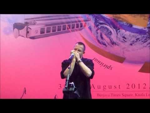 Brendan Power - 9th Asia Pacific Harmonica Festival 2012