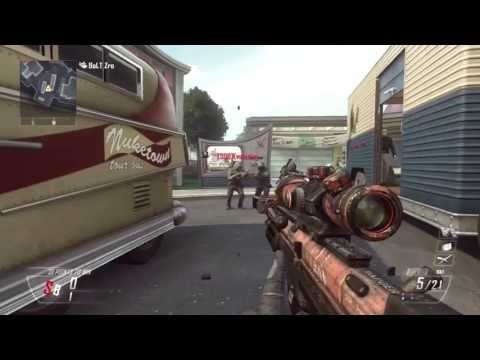 My Opinion on the New Black Ops 2 Update: Bolt Action Snipers Nerfed