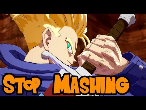 How To Stop Mashing And Start Using Assists In Combos | Dragonball FighterZ Beginners Guide