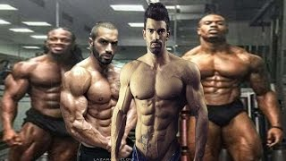 Lazar Angelov, Sergi Constance, Simeon Panda , Ulisses Jr -Best Aesthetic Natural Bodies
