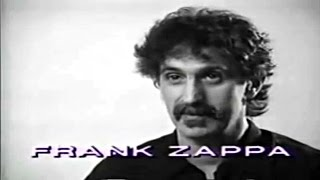 Frank Zappa - Interview The Cutting Edge - 1987