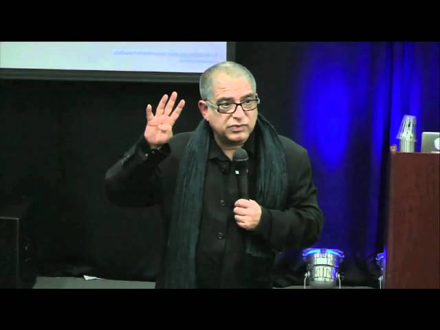 Deepak Chopra speaks at LinkedIn