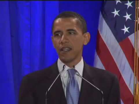 Barack Obama:  A More Perfect Union  (Full Speech)