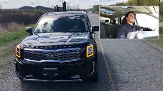 The New 2020 Kia Telluride SUV | Versatile New 8-Seater SUV | Greater Vancouver, BC